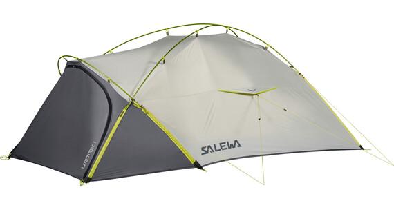 Salewa Litetrek I Tent light grey/cactus